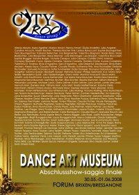 Flyer Dance Art Museum